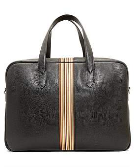 Paul Smith Multistripe Group 24Hr Overnight Bag