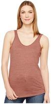 Alternative Castaway Eco-Jersey Stripe Tank Top Women's Sleeveless