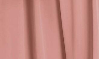 Dessy Collection Spaghetti Strap Chiffon A-Line Gown