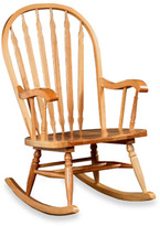 Hudson Carolina Chair & Table Rocker - Natural