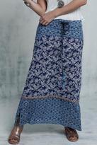 Llena eres de Gracia Graphic Long Skirt