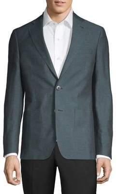 Michael Kors Classic Cotton & Linen Blend Sportcoat