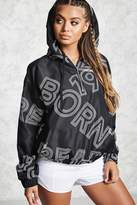Forever 21 Active Anorak Jacket