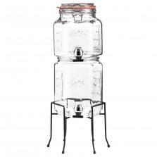 Kilner - Stackable Jar Set With Taps Stand