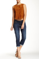 KUT from the Kloth Bardot Skinny Crop Boyfriend Jean