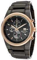 Kenneth Cole New York Chronograph Stainless Steel - Gunmetal Men's watch #KC9217