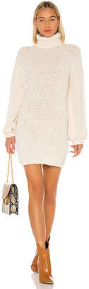 Tularosa Diamond Sweater Dress