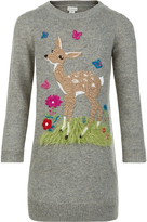 Monsoon Darcie Deer Dress