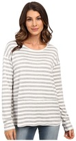 Heather French Terry Pullover