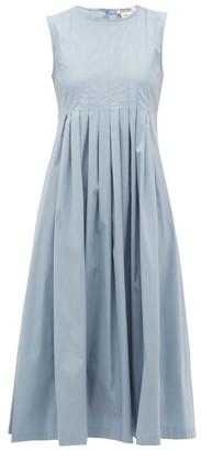 Max Mara S Extra Dress - Womens - Light Blue
