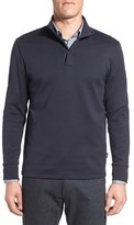 BOSS Men's Sidney Quarter Zip Pullover