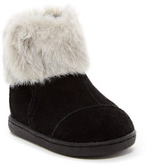 Toms Nepal Faux Fur Boot (Baby, Toddler, & Little Kid)