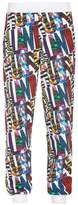House of Holland Logo Print Jogging Pants
