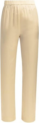 Co Silk Charmeuse Pull-On Pants