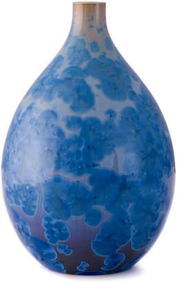 Simon Pearce Pure Crystalline Small Teardrop Vase