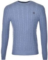 Henri Lloyd Kramer Knit Jumper Blue