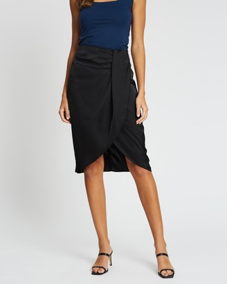 Forcast Kylie Crossover Skirt