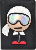 Karl Lagerfeld & Choupette Holiday ski holiday passport holder