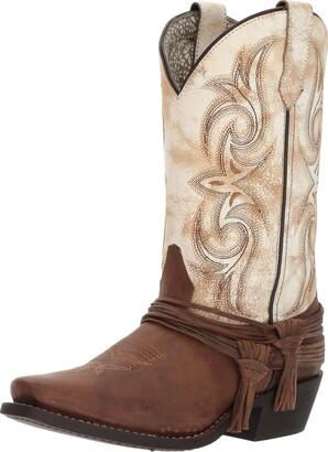 Laredo Women Myra 51091 Boot Sand White
