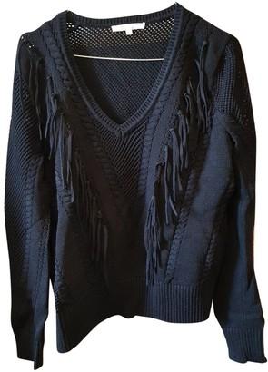 Maje Fall Winter 2019 Black Synthetic Knitwear