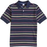 Nautica Little Boys' Multi-Stripe Polo Shirt (2T-7)
