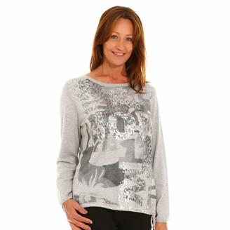 Rabe Grey Sweater 45 522650 14 Grey