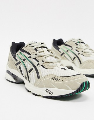 Asics SportStyle gel 1090 trainers in stone