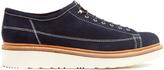 Grenson Inigo raised-sole derby shoes