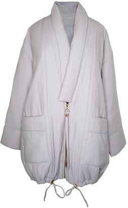 Emma Wallace Akari Coat - Light Grey