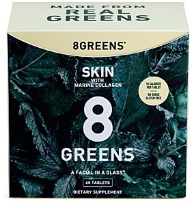 8Greens Skin Tablets, Pack of 6