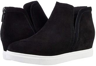 Blondo Genna Waterproof Sneaker (Black Suede) Women's Shoes