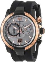 Technomarine Men's 612004 Classic Analog Enamel Bezel Watch