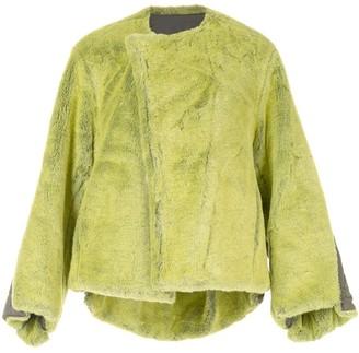 Maison Mihara Yasuhiro Contrast Texture Reversible Jacket