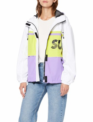 Superdry Women's Colour Block Track Jacket