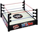 WWE Tough Talkers Total Tag Team Interactive Ring Playset