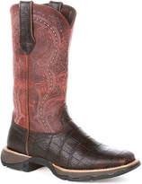 Durango Gator Cowboy Boot - Women's