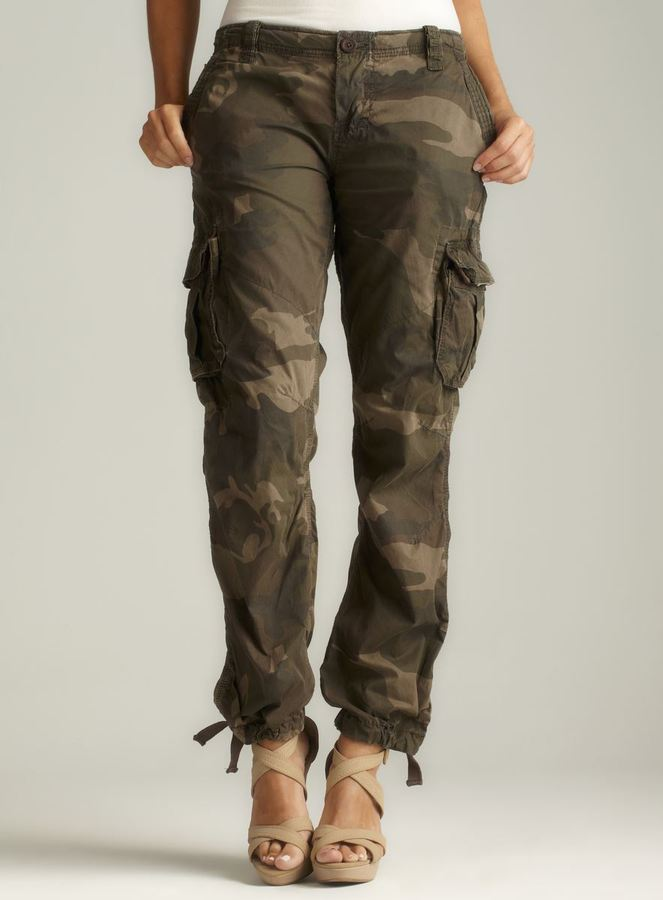 Superdry Camouflage Cargo Pant