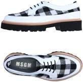 MSGM Lace-up shoes - Item 11256972