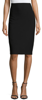 Nicole Miller Stretchy Tech Pencil Skirt