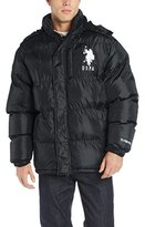 U.S. Polo Assn. Men's Classic Short Polar Jacket with Pony Logo