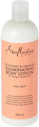 Shea Moisture Coconut & Hibiscus Illuminating Body Lotion