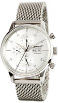 Ingersoll Men's IN2819WHMB Columbia No. 1 Analog Display Automatic Self Wind Watch