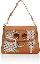 J.W.Anderson Women's Pierce Medium Shoulder Bag-TAN
