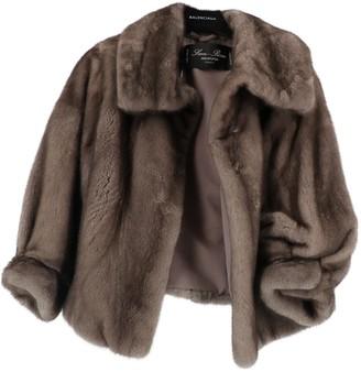SAM. Rone Grey Mink Jackets
