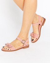 Asos FRESCO Bow Sandals