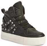 Ash Toddler 'Lynn Gladys' Studded High Top Sneaker