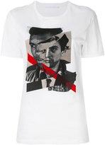 Neil Barrett printed T-shirt - women - Cotton - XXS