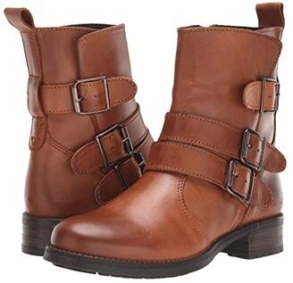 Eric Michael Janel (Cognac) Women's Shoes