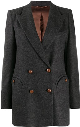 BLAZÉ MILANO Everyday double breasted blazer