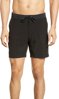 vuori Bahia Hybrid Board Shorts